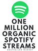 WE WILL PROMOTE YOUR MUSIC TO 1 MILLION REAL STREAMS ON SPOTIFY | BESTSELLER MARKET