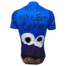 Cookie Monster Cycling Jersey