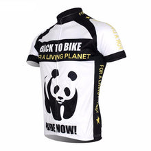 Team Panda Cycling Jersey