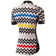 Phtxolue Graphic Women Cycling Jersey