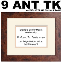 "Bamp Photo Frame - To a Special Bamp ... Love you Always Portrait photo frame 6""x4"" photo 1152F 9""x7"" mount size  , Choices of frames & Borders"