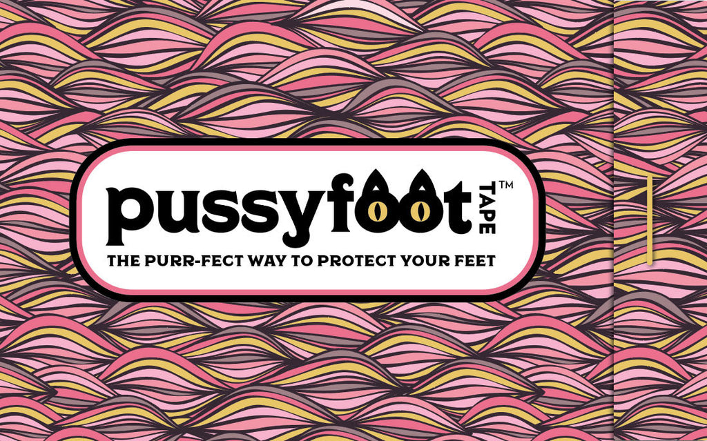 Pussyfoot Tape Premier