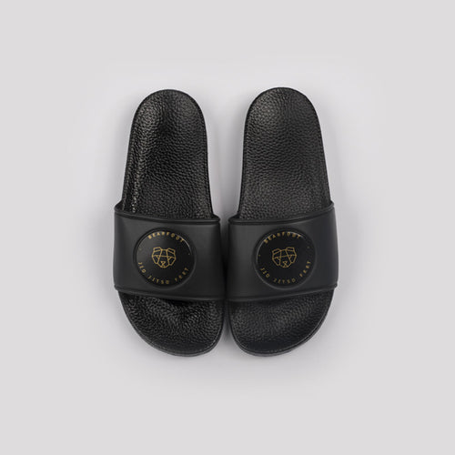 Pembroke Slides Black / Gold