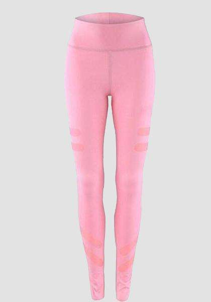 Гибкая одежда Hemlock Women High Waist Yoga Legging Pants-Long Leggings-2UBest.com-Pink-XL-2UBest.com
