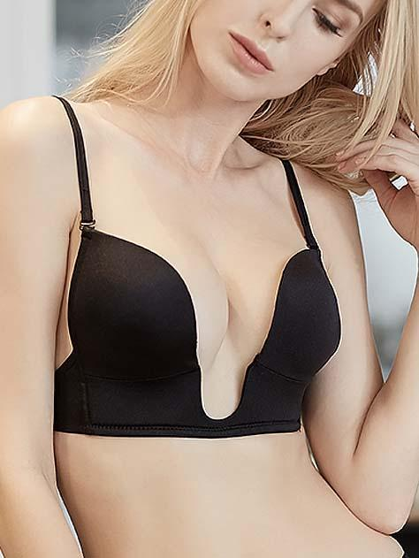 U-Typ Nude Push Up Sexy BH