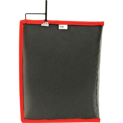 "Matthews 18"" x 24"" Double Scrim - Black"