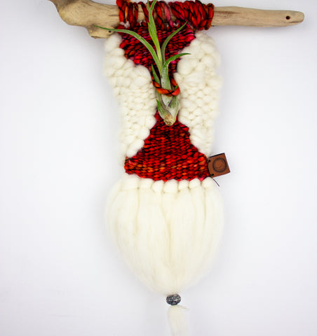 Woven Tapestry Air Plant Holder