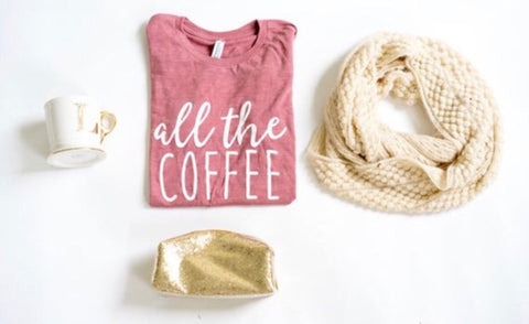 All the Coffee-Tshirt