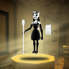 Action Figure Set: Bendy, Alice, Boris, Ink Bendy