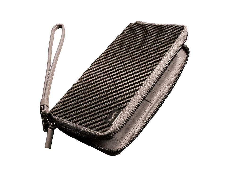 CLU - Women's Clutch Carbon Fiber Wallet
