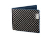 LMX - Leather Carbon Fiber Bifold Wallet