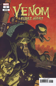 VENOM FIRST HOST #1 (OF 5) Marvel Paolo Rivera Variant (08/29/2018)