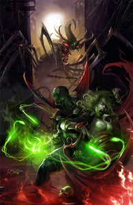 SPAWN #294 B Image Francesco Mattina Virgin Variant (02/27/2019)