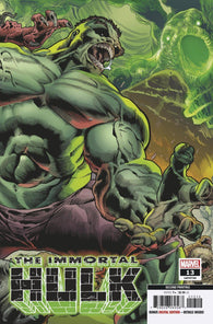 IMMORTAL HULK #13 Marvel 2nd Print Joe Bennett (03/13/2019)
