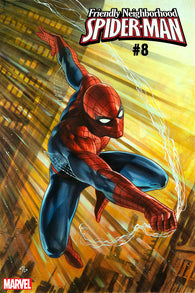FRIENDLY NEIGHBORHOOD SPIDER-MAN #8 B Adi GRANOV SPIDER-MAN IRON Variant (06/26/2019) MARVEL