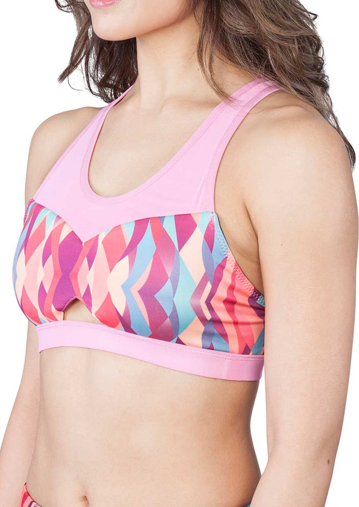 Gamble Full Support Sports Bra