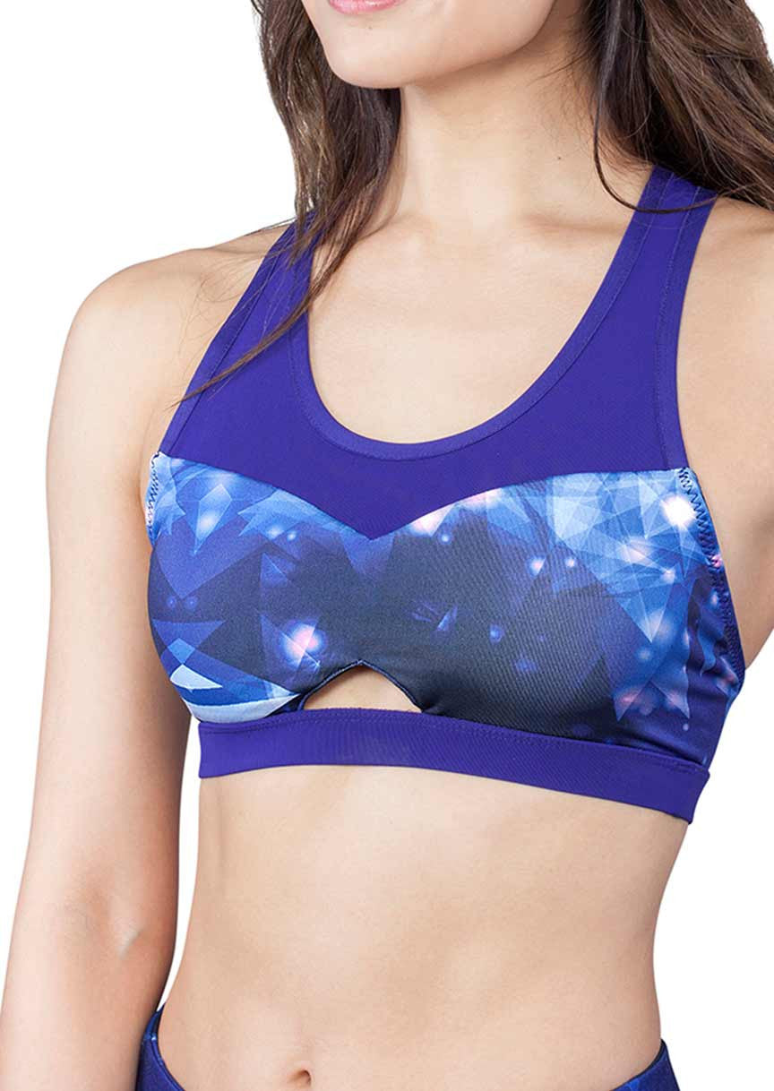 Universe Full Support Sports Bra