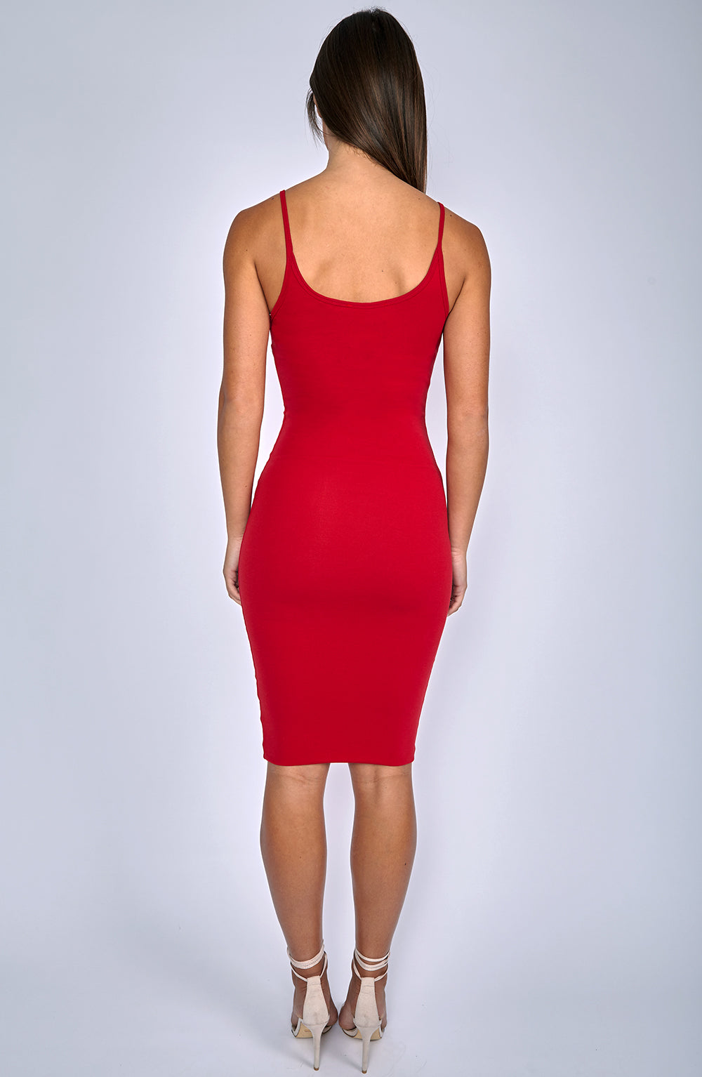 Zaphire Dress - Red