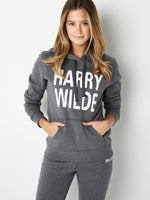 HARRY WILDE WOMENS HOODY - Fashion Trendz