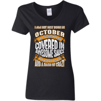 I'am An October Girl With A Dash Of Crazy