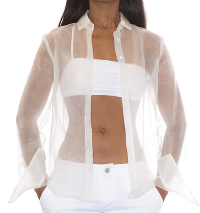 Purity Sheer Shirt