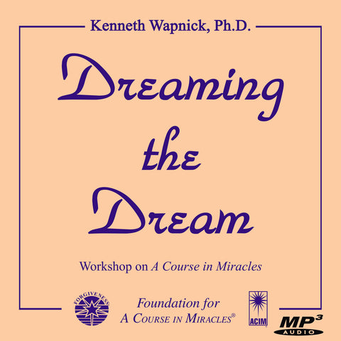 Dreaming the Dream [MP3]