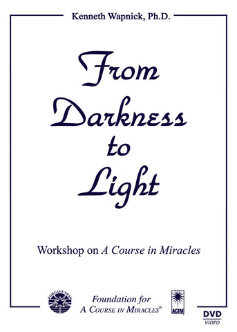 From Darkness to Light [DVD]