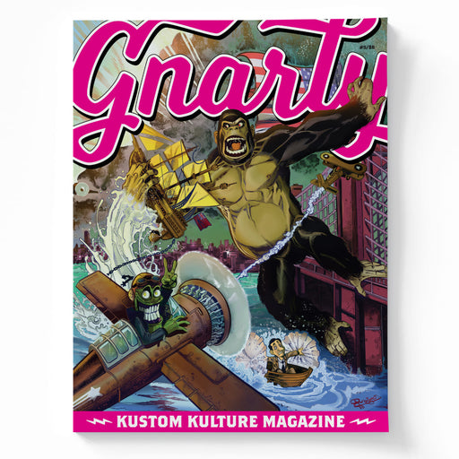 Gnarly Magazine - Issue #5