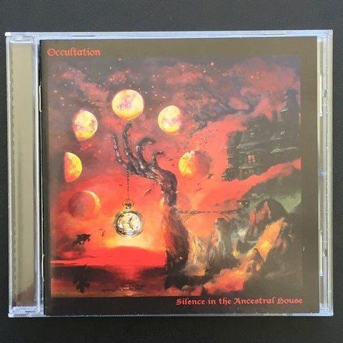 "Occultation ""Silence in the Ancestral House"" CD"