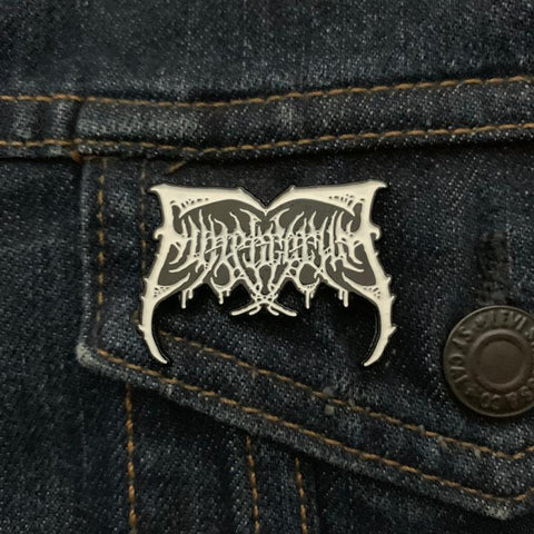"Funebrarum ""Logo"" Enamel Pin"