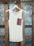 Tribal Pocket Tank