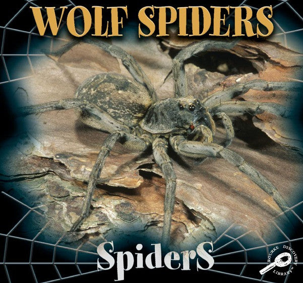 2006 - Wolf Spiders (eBook)