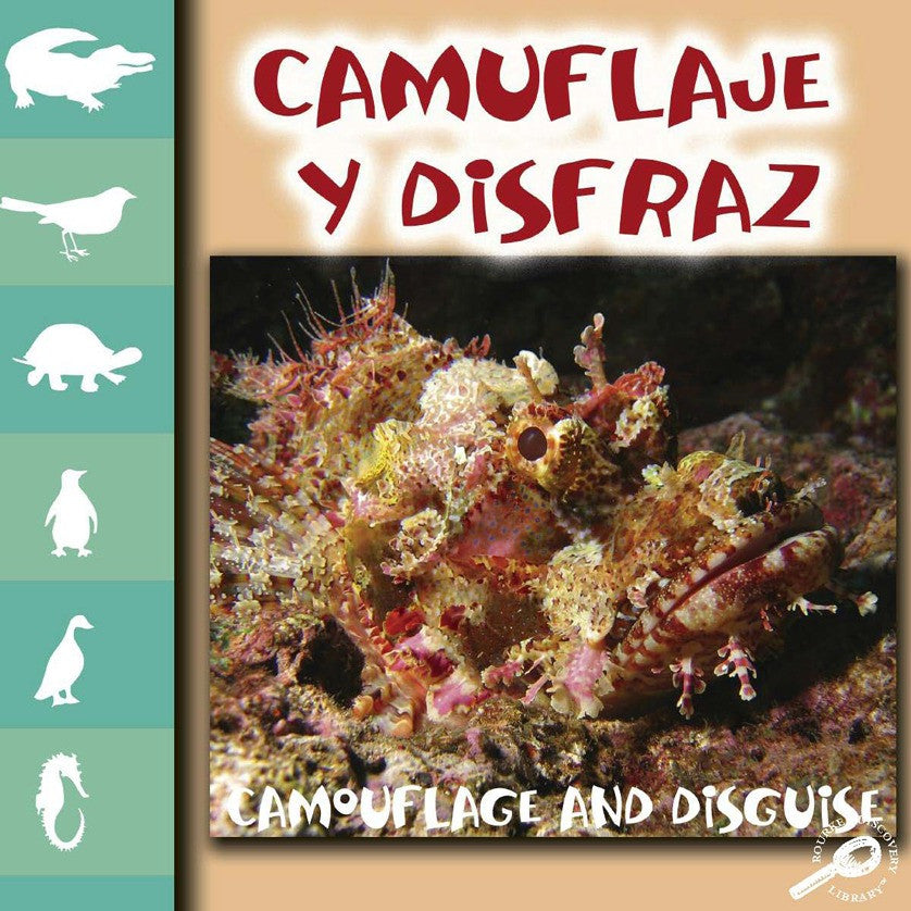 2008 - Camuflaje y disfraces (Camouflage and Disguise) (Interactive eBook)