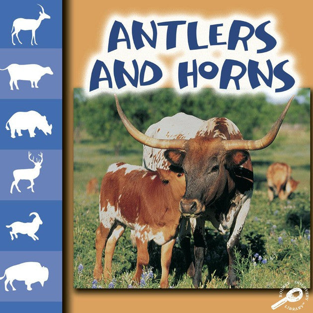 2007 - Antlers and Horns (eBook)