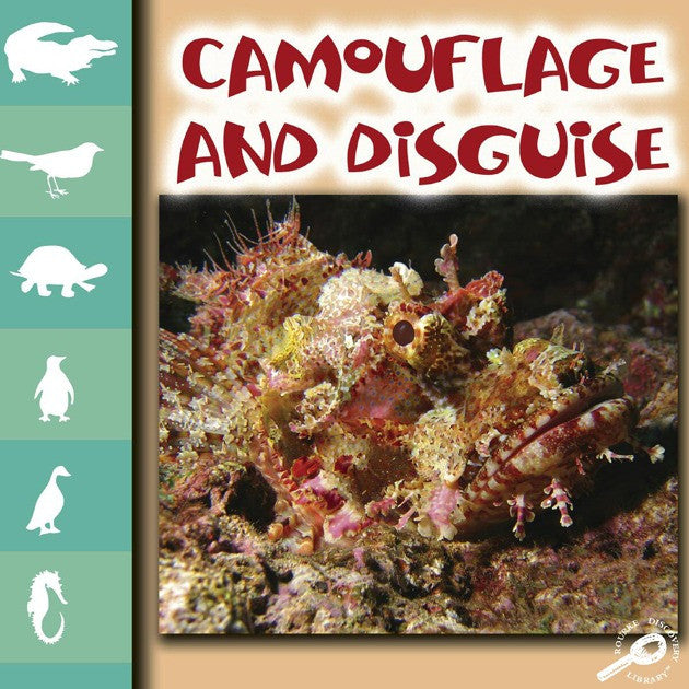 2008 - Camouflage and Disguise (Interactive eBook)