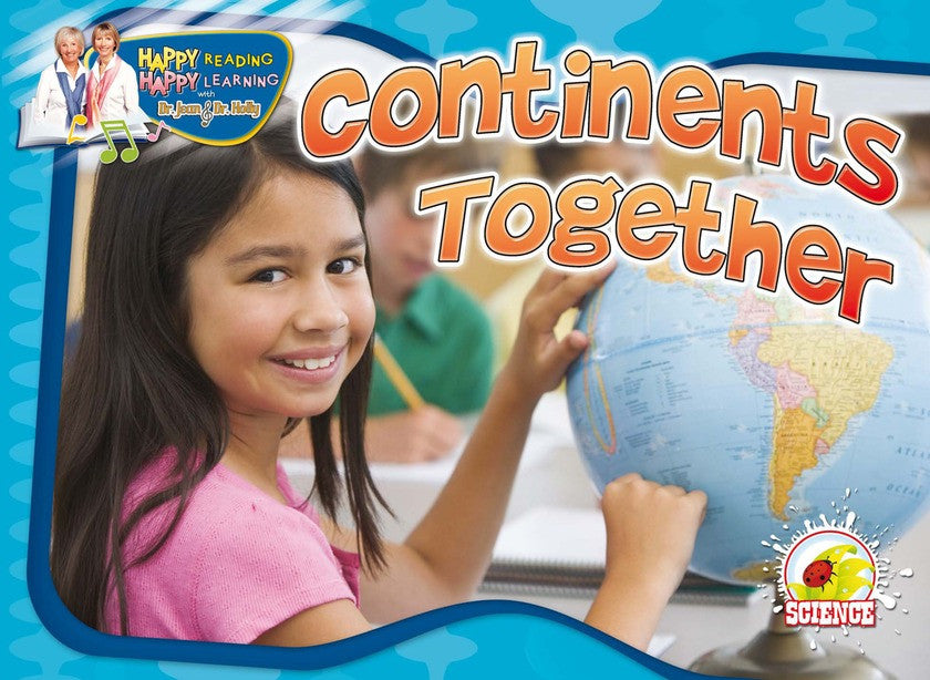 2010 - Continents Together (eBook)