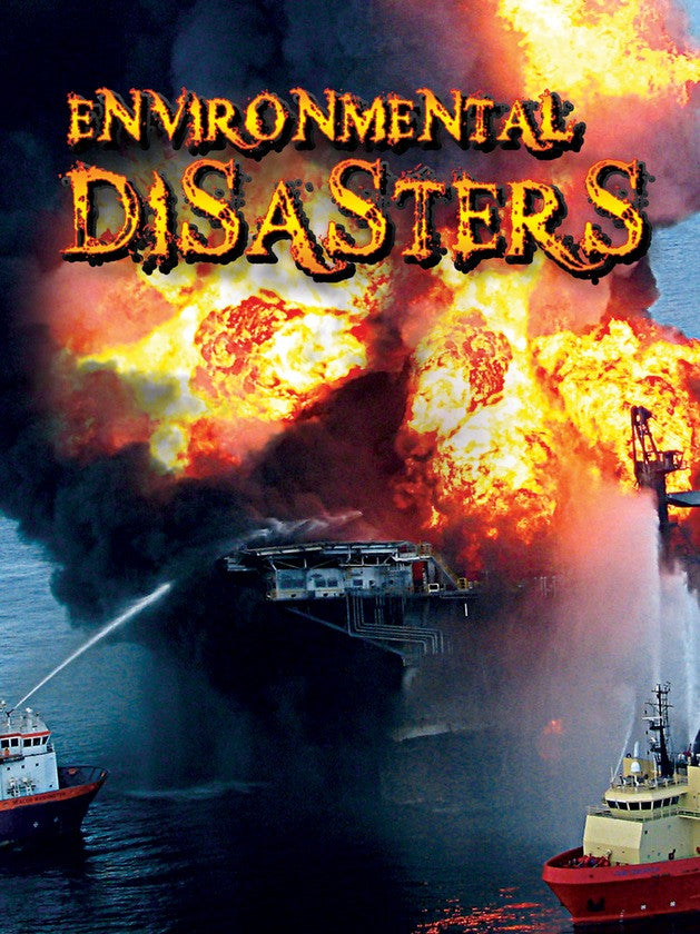2012 - Environmental Disasters (Paperback)