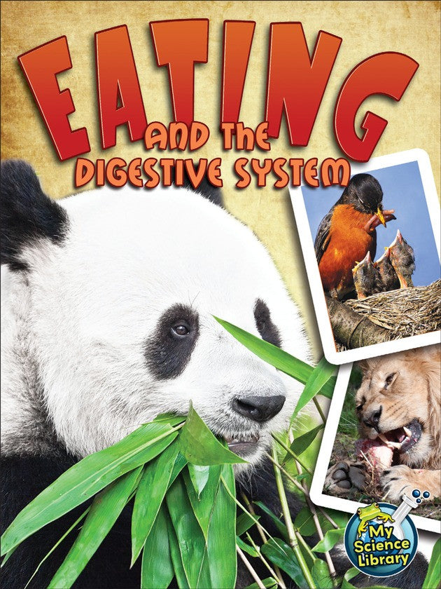 2013 - Eating and The Digestive System (eBook)