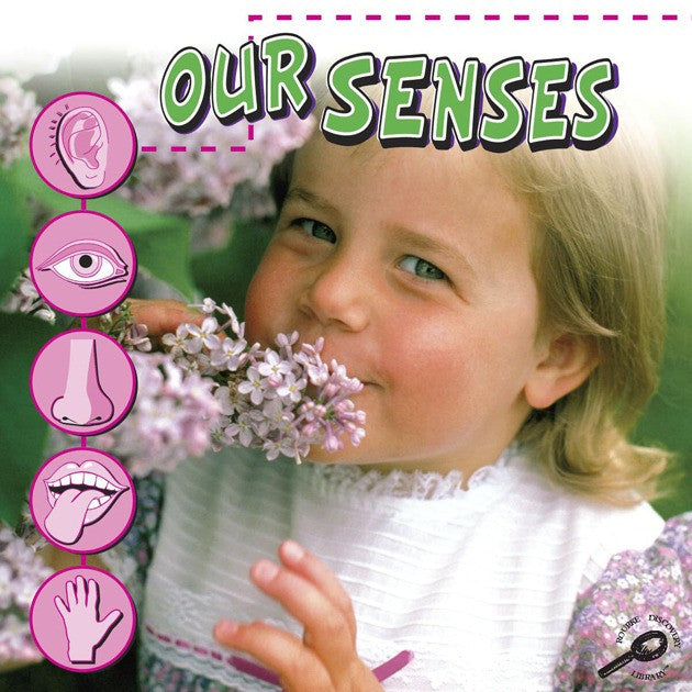2008 - Our Senses (Interactive eBook)