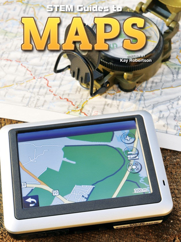 2014 - Stem Guides To Maps (Hardback)