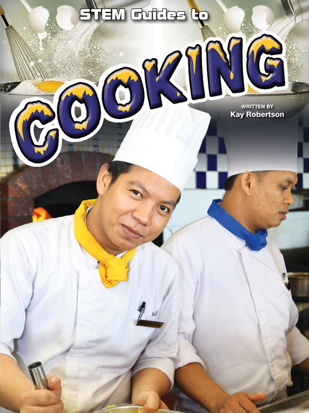 2014 - Stem Guides To Cooking (Hardback)