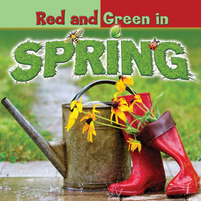 2015 - Red and Green in Spring (Paperback)