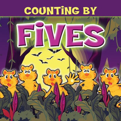 2015 - Counting by Fives (Paperback)