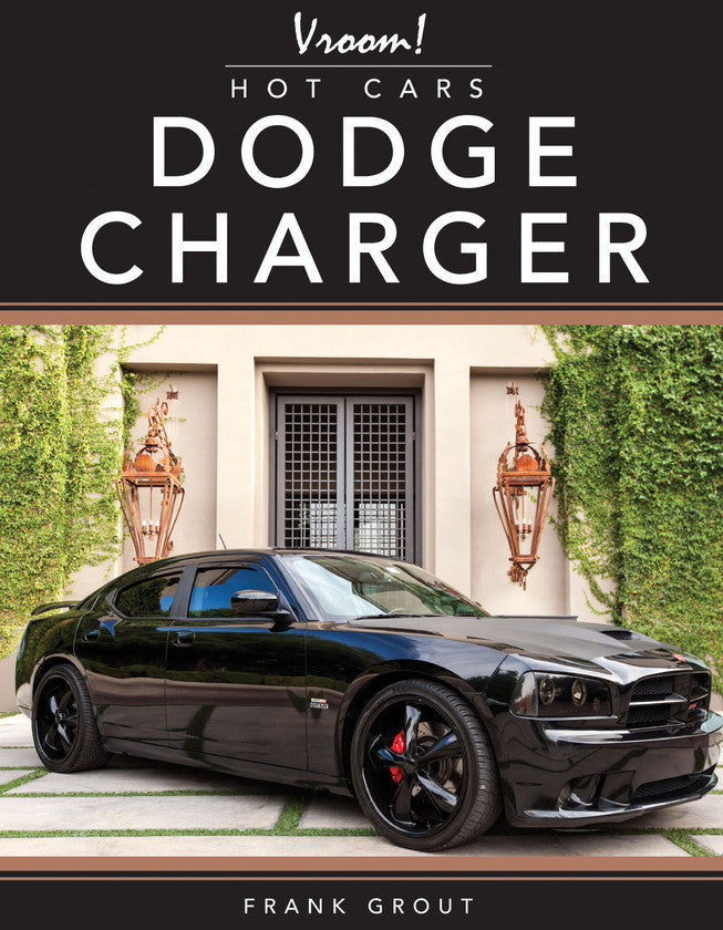 2017 - Dodge Charger (eBook)