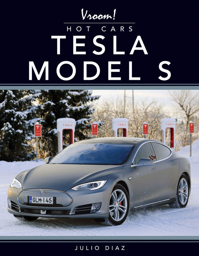 2017 - Tesla Model S (eBook)