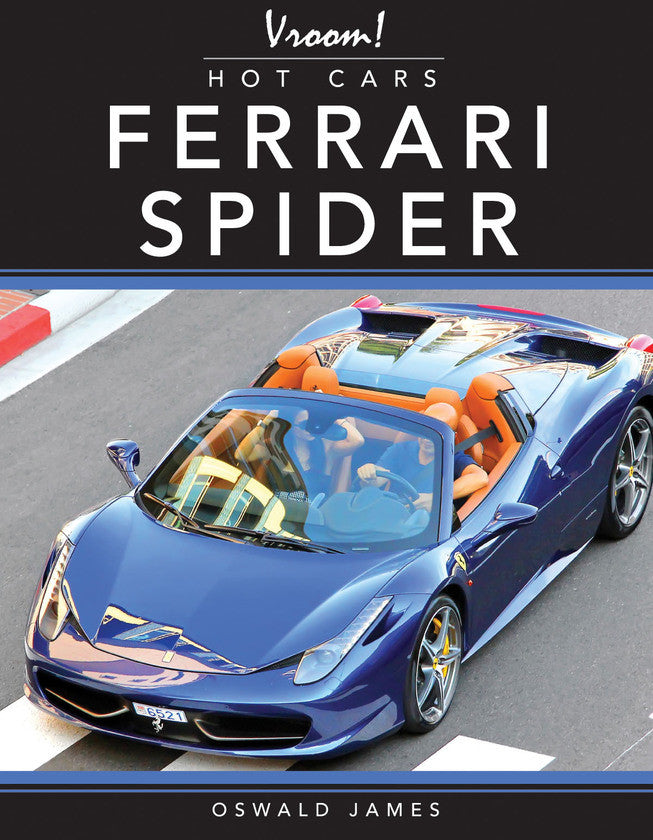 2017 - Ferrari Spider  (eBook)
