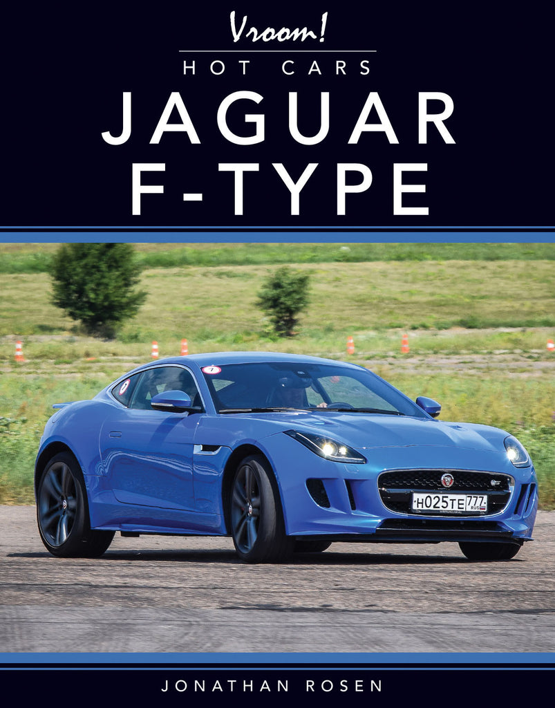 2018 - Jaguar F-TYPE (eBook)
