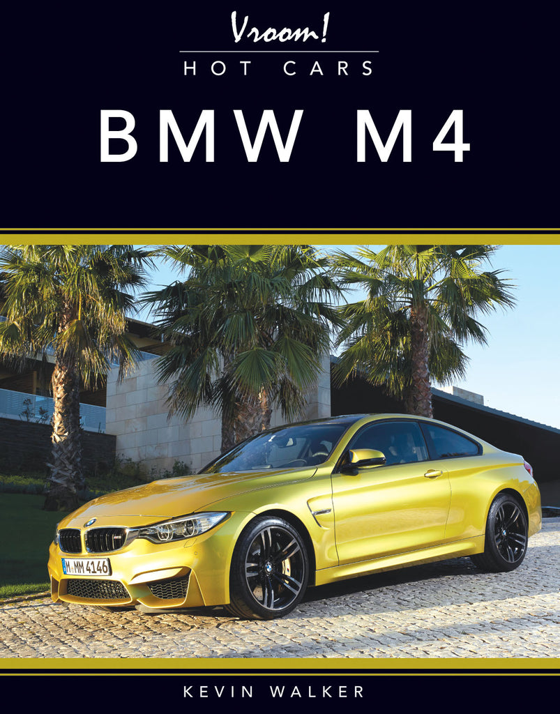 2018 - BMW M4 (eBook)