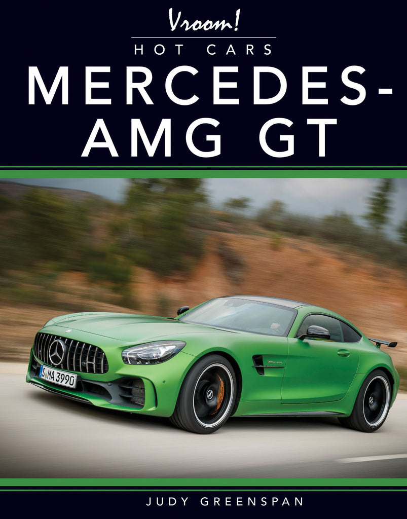 2018 - Mercedes AMG-GT (eBook)