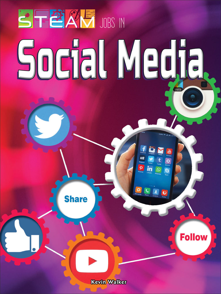 2018 - STEAM Jobs in Social Media (Paperback)